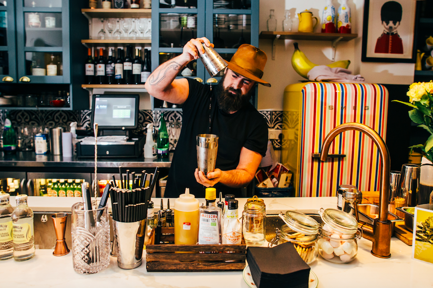 Where to Celebrate St. Paddy's Day 2020: The Little Yellow Door