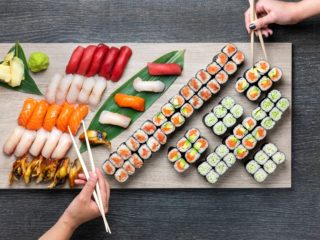 Check Out These Awesome New London Openings! Sushi on Jones