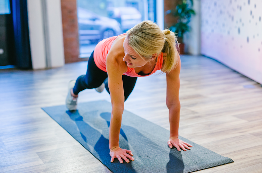 The Virtual Luxe List April 2020: Work Out at Home with EASTNINE (Photo Credit: Derek Bremner)