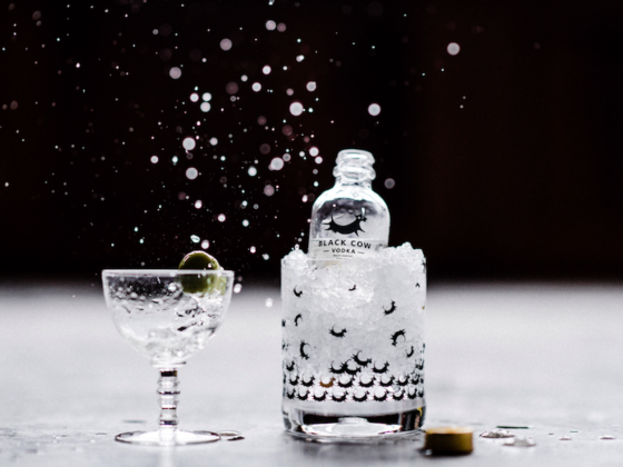 The 'Waste Not Want Not' Instagram Series With Black Cow Vodka (Photo Credit: Matt Austin)