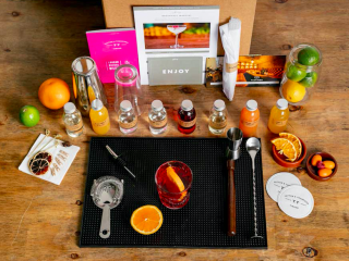 The Luxe List June 2020: Mixology Events Virtual Cocktail Making Masterclasses (Photo Credit: Justin DeSouza)