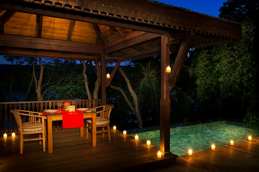 Rent Your Own Private Island From Just £368 Per Person! (And it's Officially COVID-19 Free) JA Enchanted Island Resort, Seychelles - Private Dinner