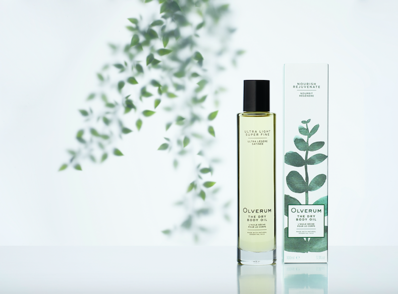 Luxury Lockdown Beauty Products: Olverum - The Dry Body Oil