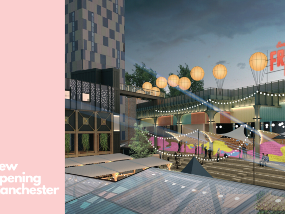 Escape to Freight Island with Platform 15 - Manchester's Hottest New Food & Drink Destination