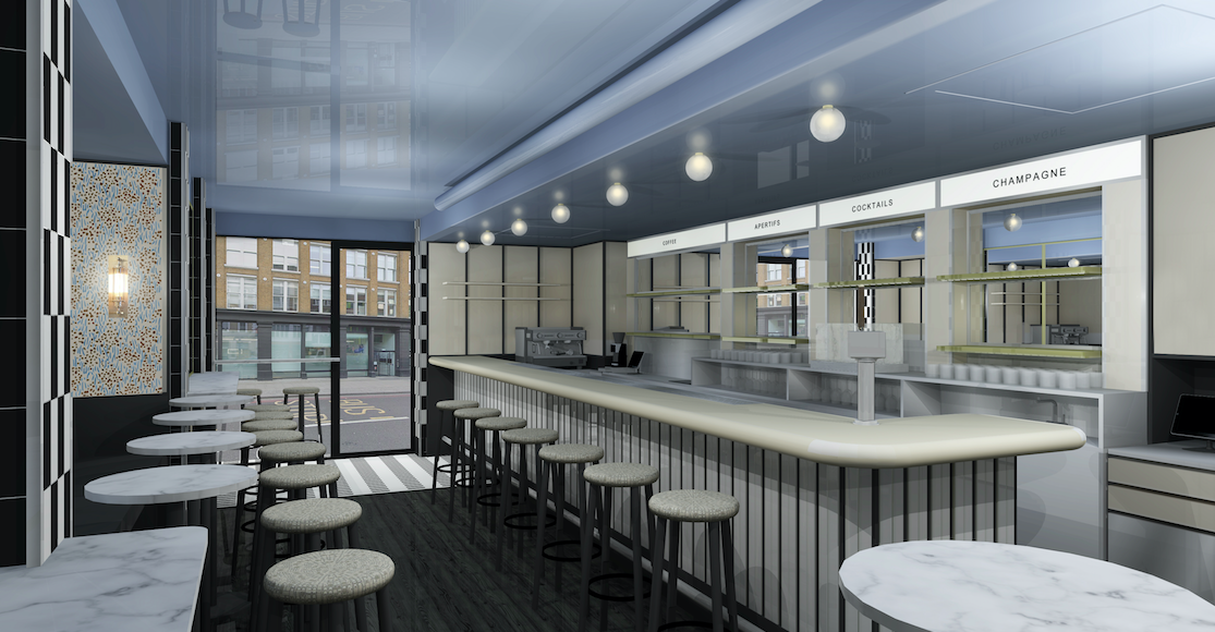 The Luxe List July 2020 - Check out New Bar Opening Swift in Shoreditch