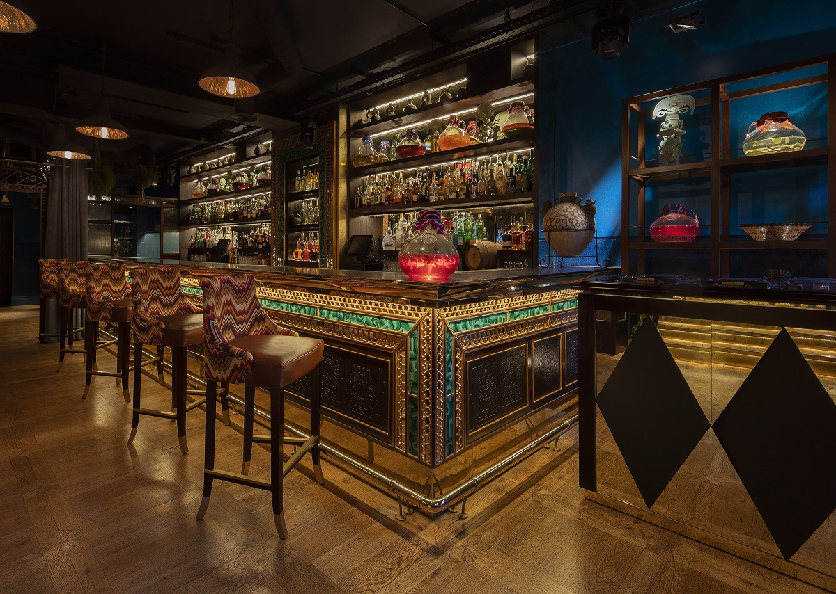 The Luxe List July 2002 - A Makeover for COYA Mayfair: The Pisco Bar
