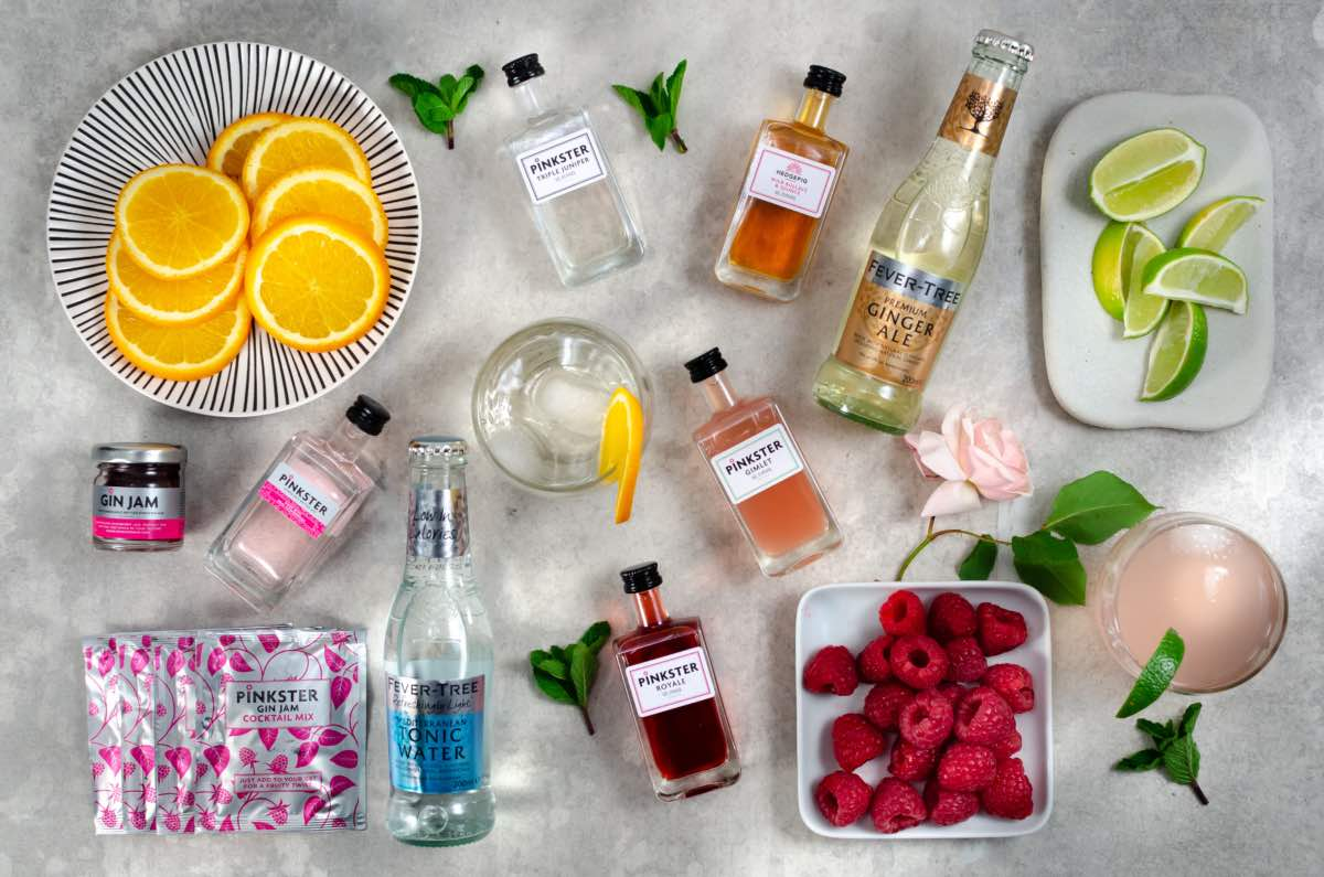 Forget Dry January & Go Pink Ginuary Instead