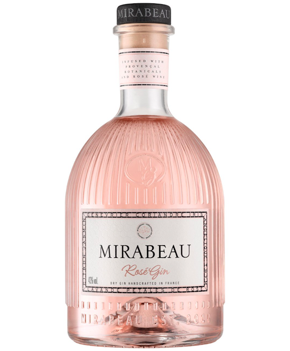 Forget Dry January & Go Pink Ginuary Instead - Mirabeau Gin
