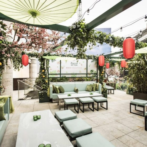 The Luxe List May 2018: Tanqueray Chinese Tea Garden