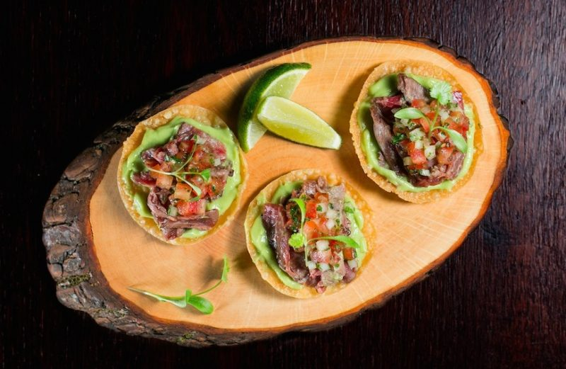 The Luxe List April 2017: Brunch Party at MNKY HSE New Brunch Tostadas