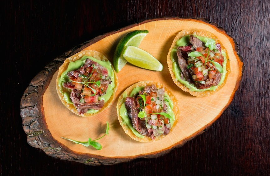 Luxe List April 2017: Brunch Party at MNKY HSE New Brunch Tostadas