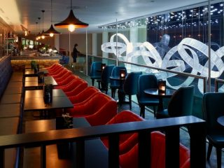 Luxe Bible Reviews M by Montcalm, Shoreditch: Restaurant