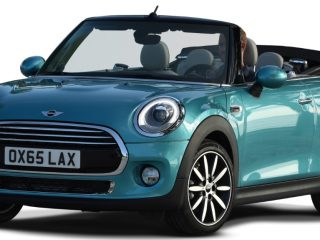 Luxe Bible Loves The New MINI Convertible