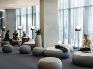 Luxe Bible Reviews The Pullman Liverpool: Executive Lounge