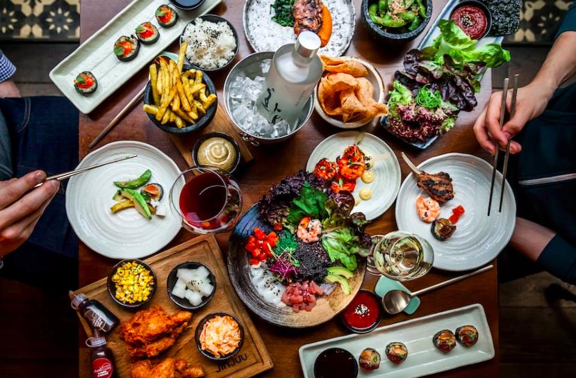 Luxe Bible's 4 Restaurants to Try Something New: Jin Juu Soho