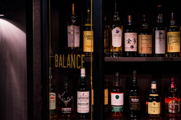Luxe Bible Loves Whisky at Black Rock
