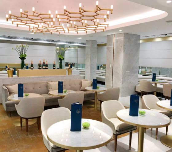 Luxe Bible Loves The New Hyde Lobby Bar at Royal Lancaster London