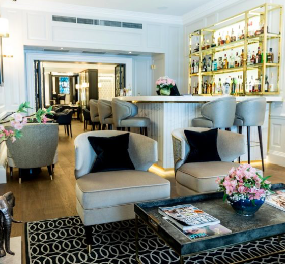 Luxe Bible Loves 27 Restaurant and Bar at Aspinalls