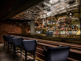 Luxe Bible Loves The Curio Collection Lincoln Plaza London: Jack Speak Bar