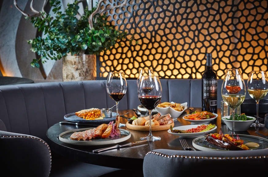 The Luxe Bible List of Where to Treat Mum this Mother's Day: Set Menu at Gaucho