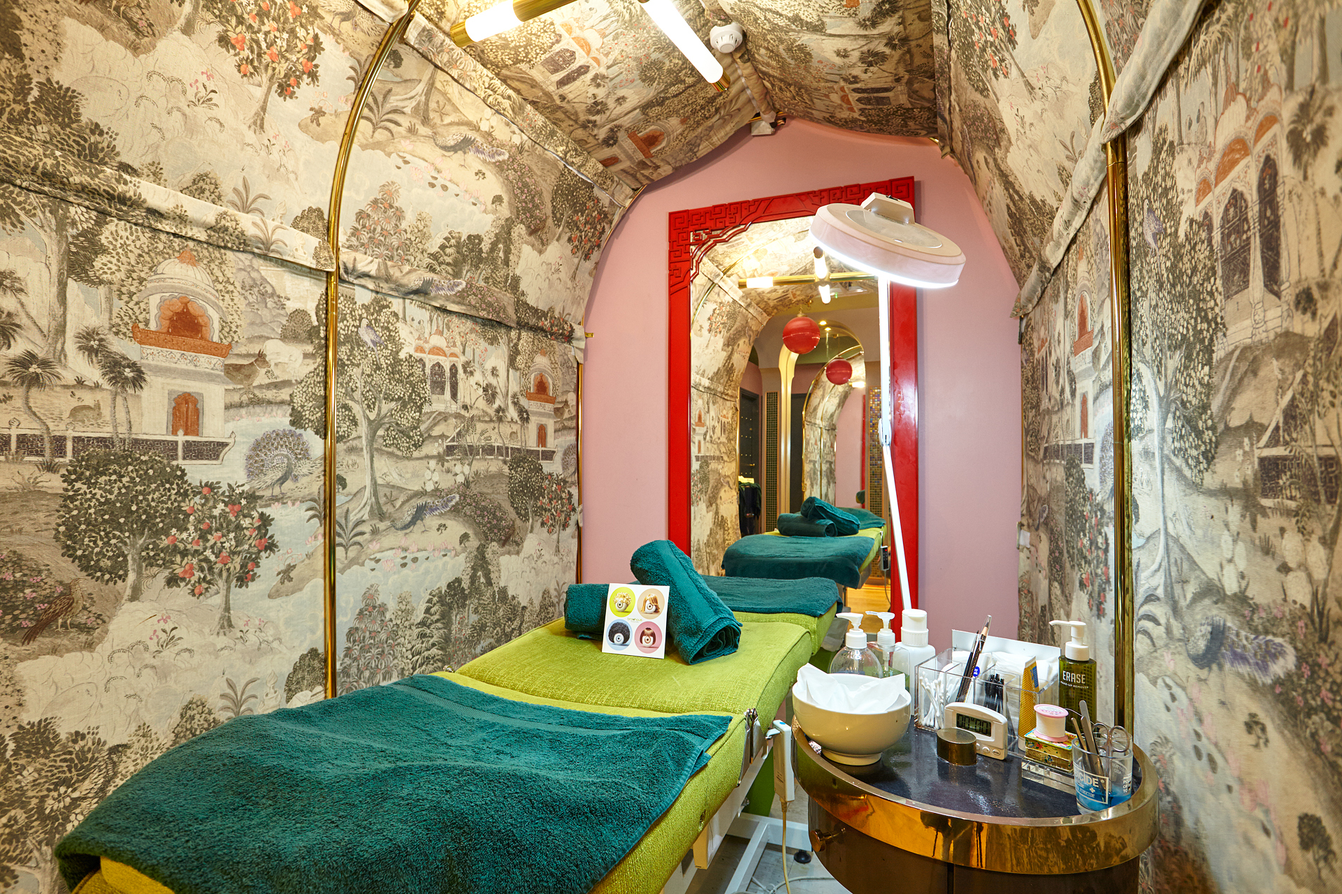 Browhaus Covent Garden - An Eye Opener! Treatment Room