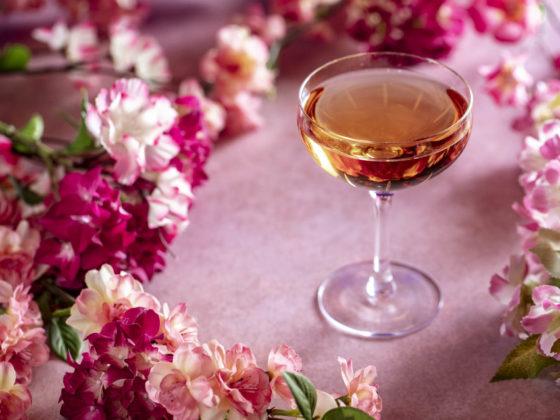 The April Luxe List 2019 - Sexy Sakura at Sexy Fish: Sexy Sakura Cocktails