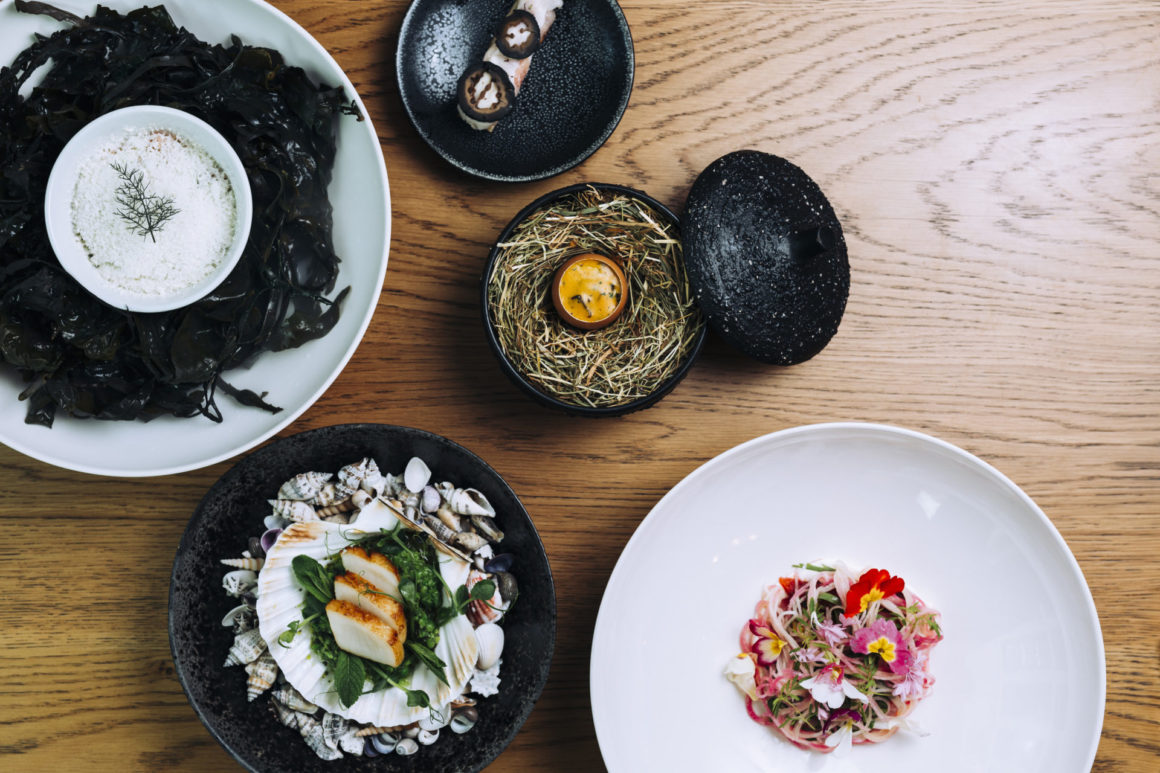 Celebrate RHS Chelsea Flower Show in Style at These London Bars and Restaurants: Ollie Dabbous Pop-Up at Chelsea Barracks