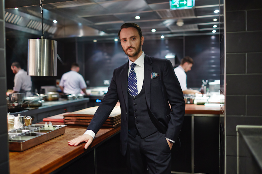 The Luxe List May 2019 - Jason Atherton Opens New No 5 Social