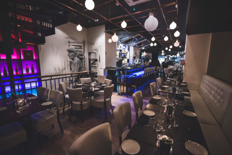 Babbo Mayfair - Cool Vibes & Italian Excellence - Interior (Photo Credit: William Besse)
