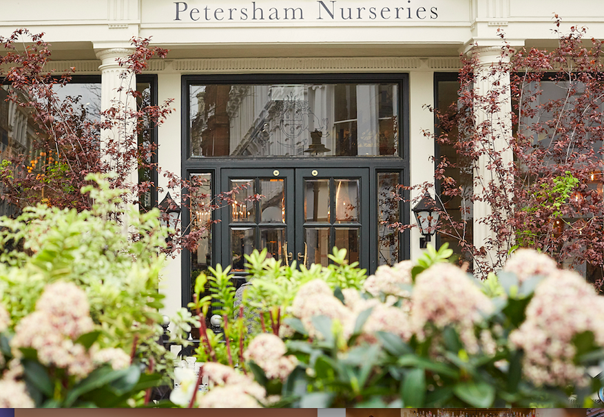 The Luxe List May 2019 - Petersham Nurseries Four Day Festival