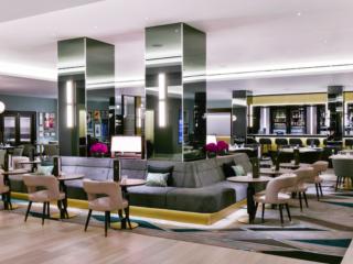 Haxells Restaurant at The Strand Palace Hotel - Interior