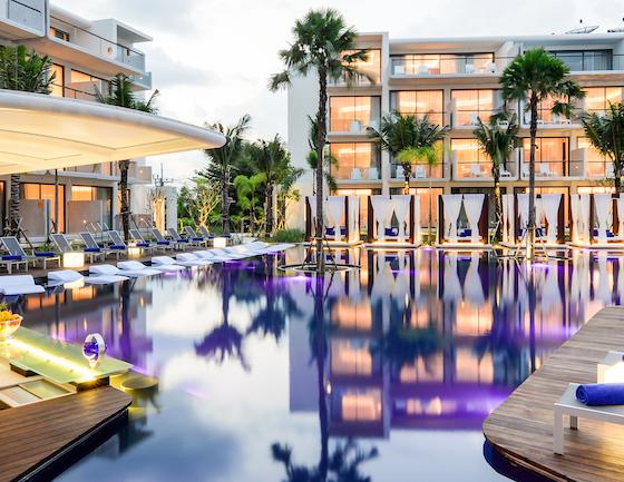 Dream Phuket Hotel & Spa - Main Pool Area & Hotel Complex