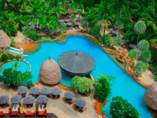 Mövenpick Resort & Spa Karon Beach Phuket: Set in a Lush Tropical Setting and Eco-Friendly