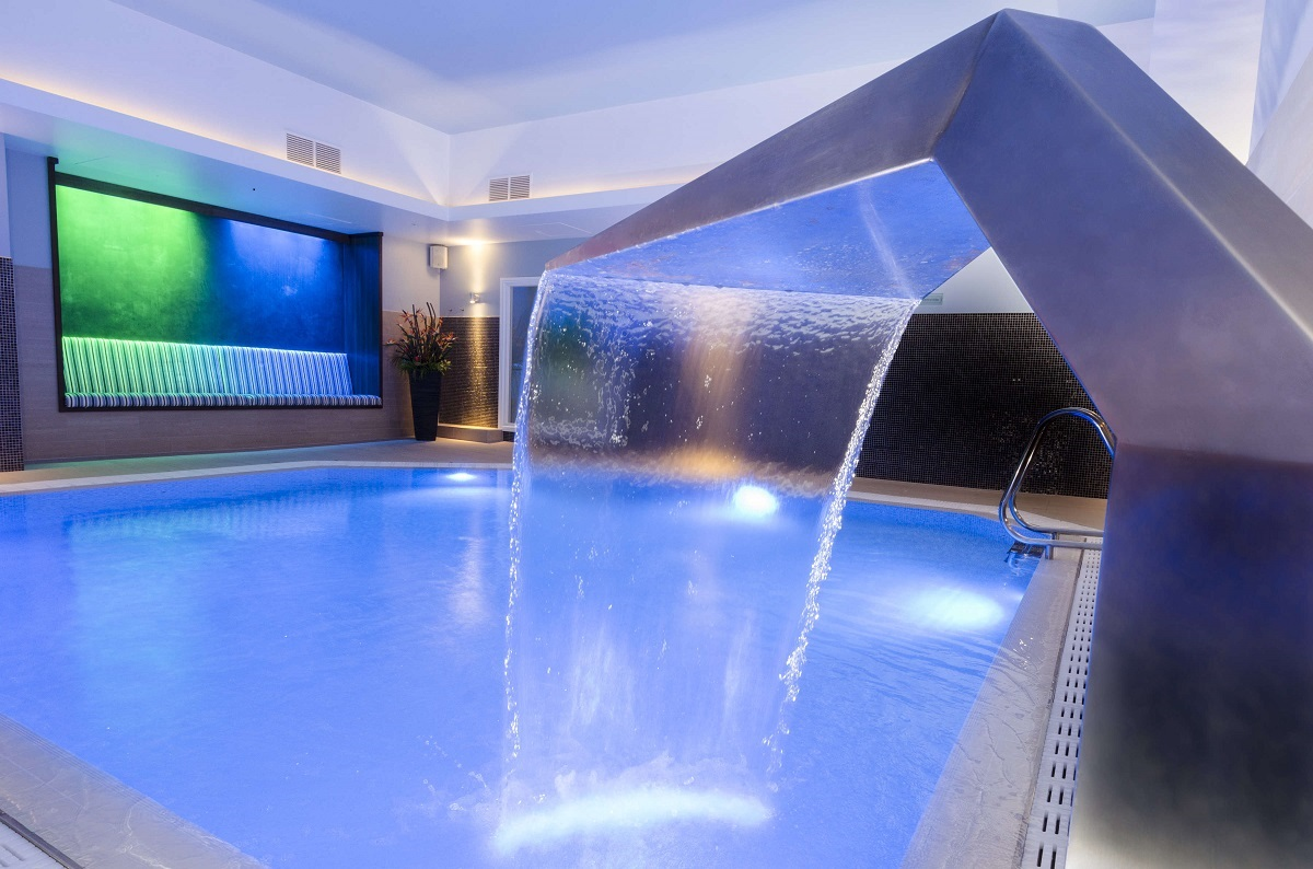 The Midland Hotel Manchester: The Relaxation Pool at The Spa