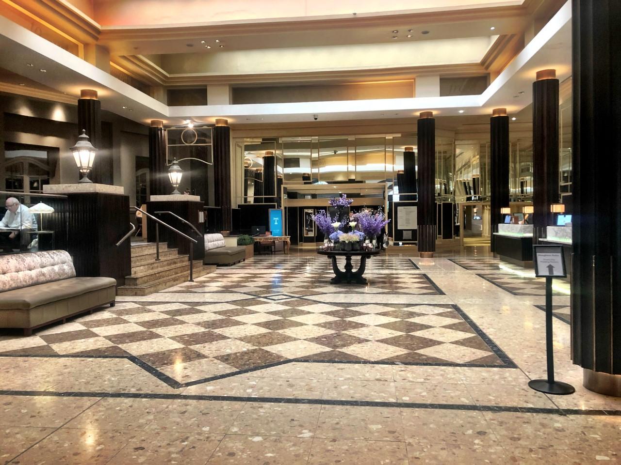 The Midland Hotel Manchester: Lobby