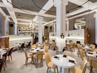 Peter Street Kitchen, Manchester - A Luxurious Japanese/Mexican Fusion: Restaurant Interior