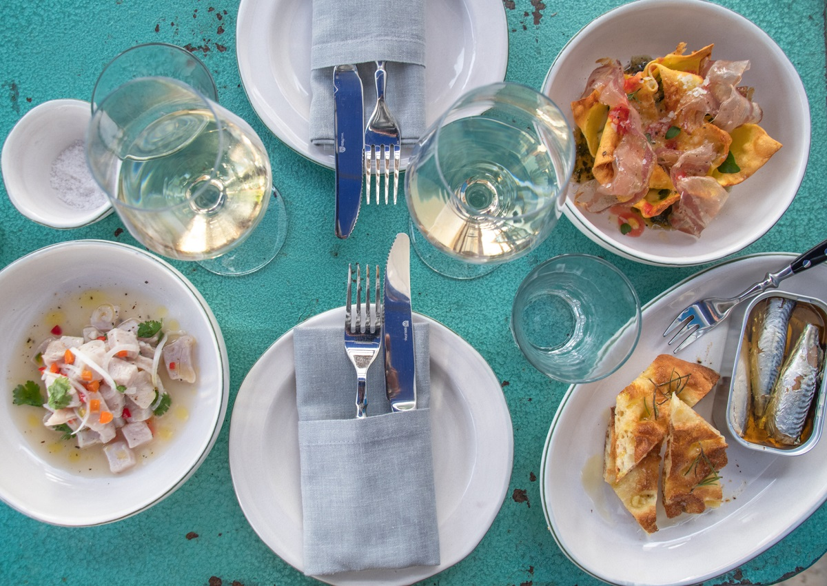 Bottega il Buco: Warming Ibiza up for Winter - The sardines are absolutely incredible!