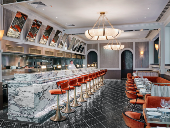 The Luxe List: 9 New Openings For November 2019 - Le Comptoir Robuchon