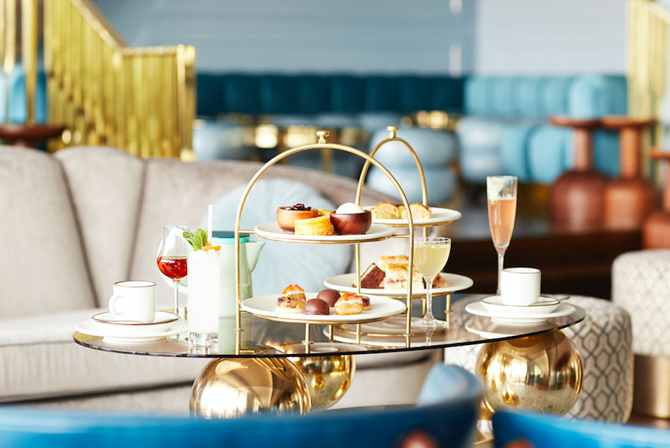 The Luxe List November 2019 - Throwback Tea and Movie Sessions at Lyaness