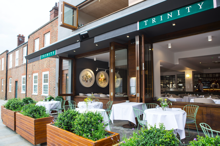 The Luxe List November 2019: White Truffle Series at Trinity of Clapham (Photo Credit: Stefan Johnson)