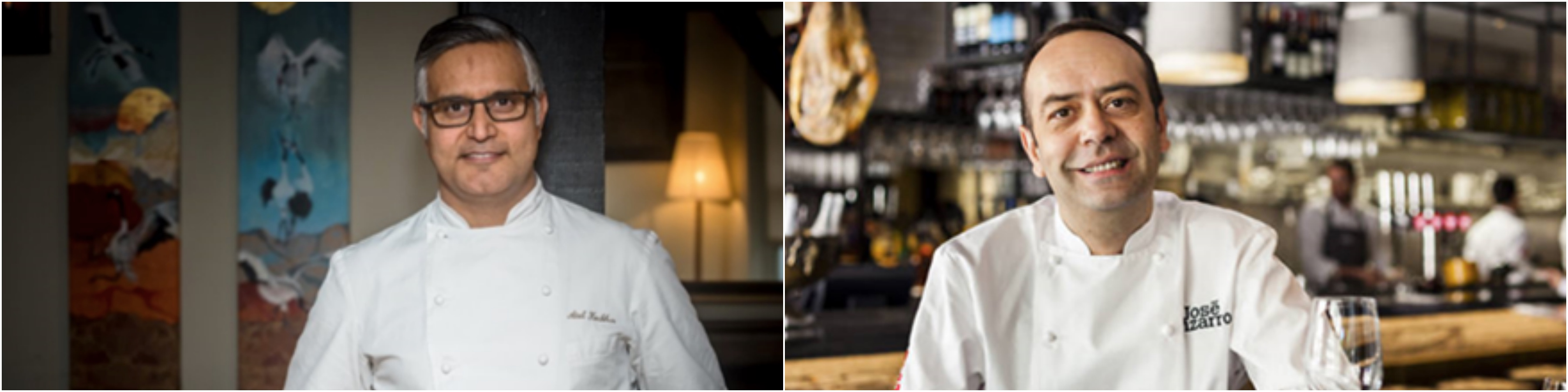 The Luxe List November 2019 - The Kanishka Guest Series with Jose Pizarro and Atul Kochar