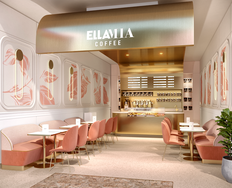 The Luxe List December 2019: New Opening: Ella Mia at St Martins Lane Hotel