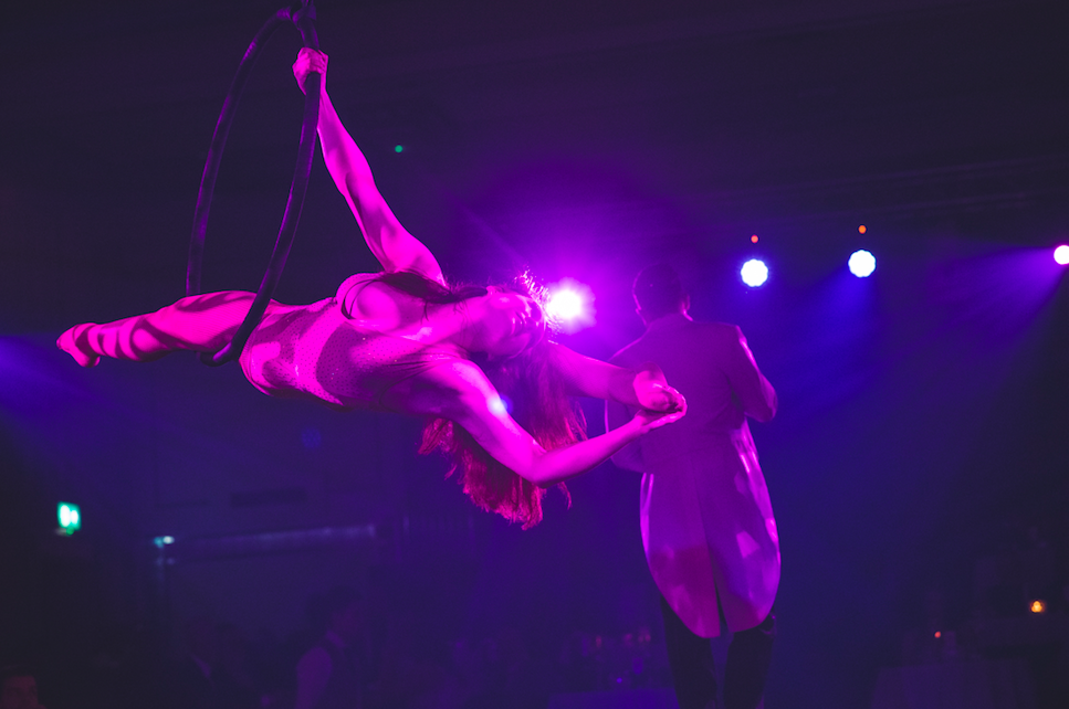The Luxe List December 2019: A Gatsby Christmas and Gatsby Presents: 100 Year of Cabaret at The London Cabaret Club