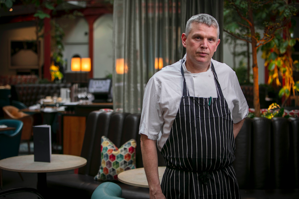 The Luxe List December 2019 - Try out Harvey Ayliffe's Menu – New Exec Chef at Bluebird Chelsea