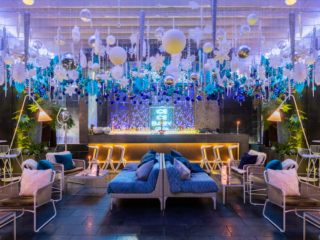 The Luxe List December 2019 - The Ice Ice Baby Secret Garden withCÎROCVodka at South Place Hotel