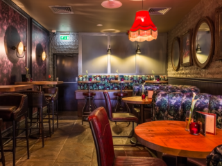 Sophisticated Asian Fusion - Parichat by Sohe, Jesmond: Interiors