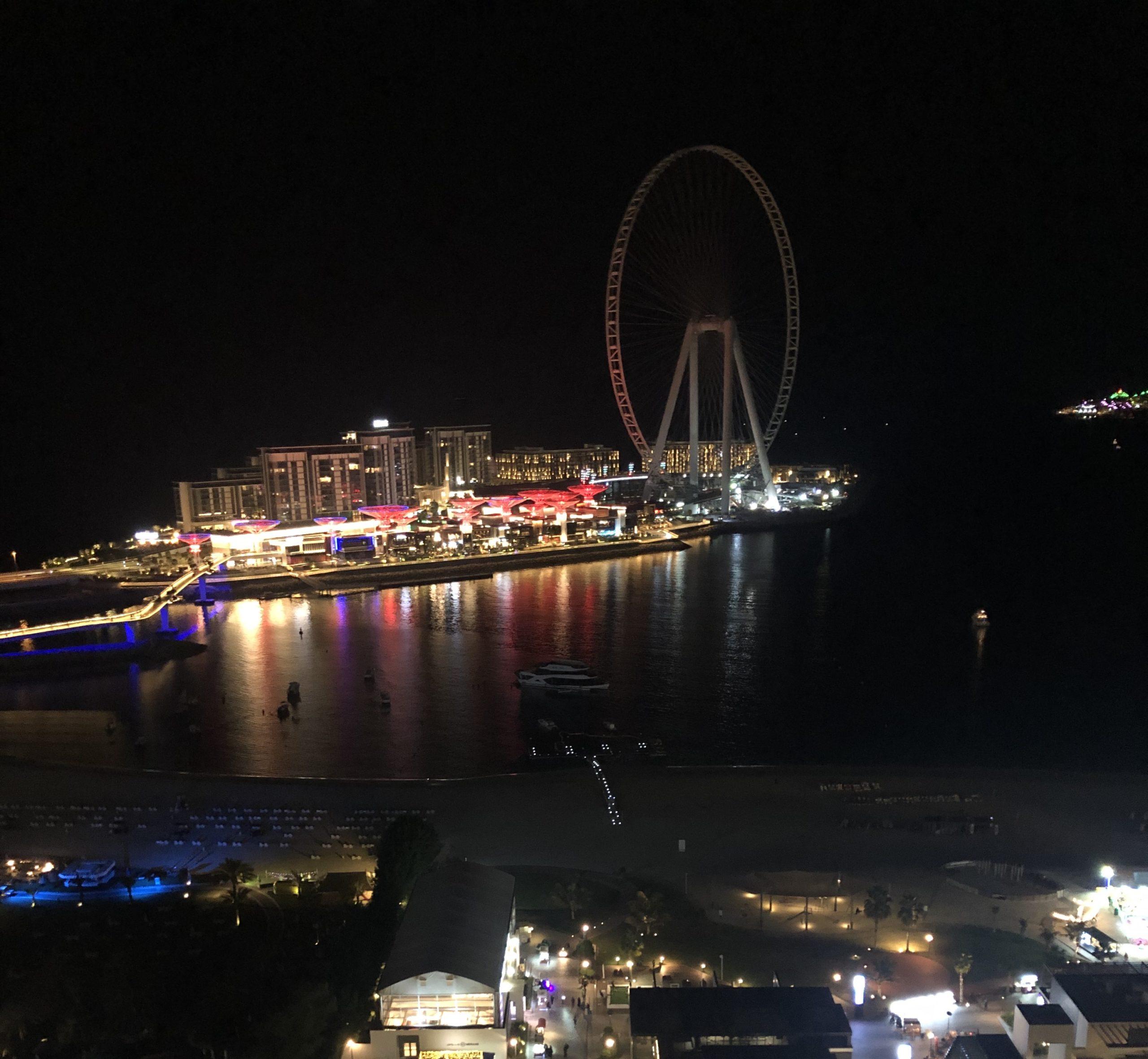 Five Star Luxury - The Amwaj Rotana JBR, Dubai: The Views