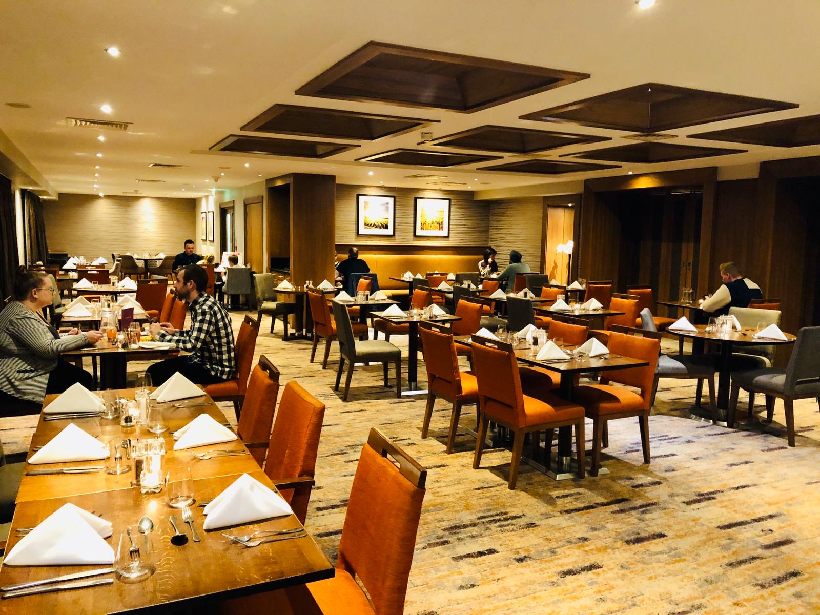 The Norton Park Hotel & Spa - A Perfect Family Getaway: Restaurant & Bar