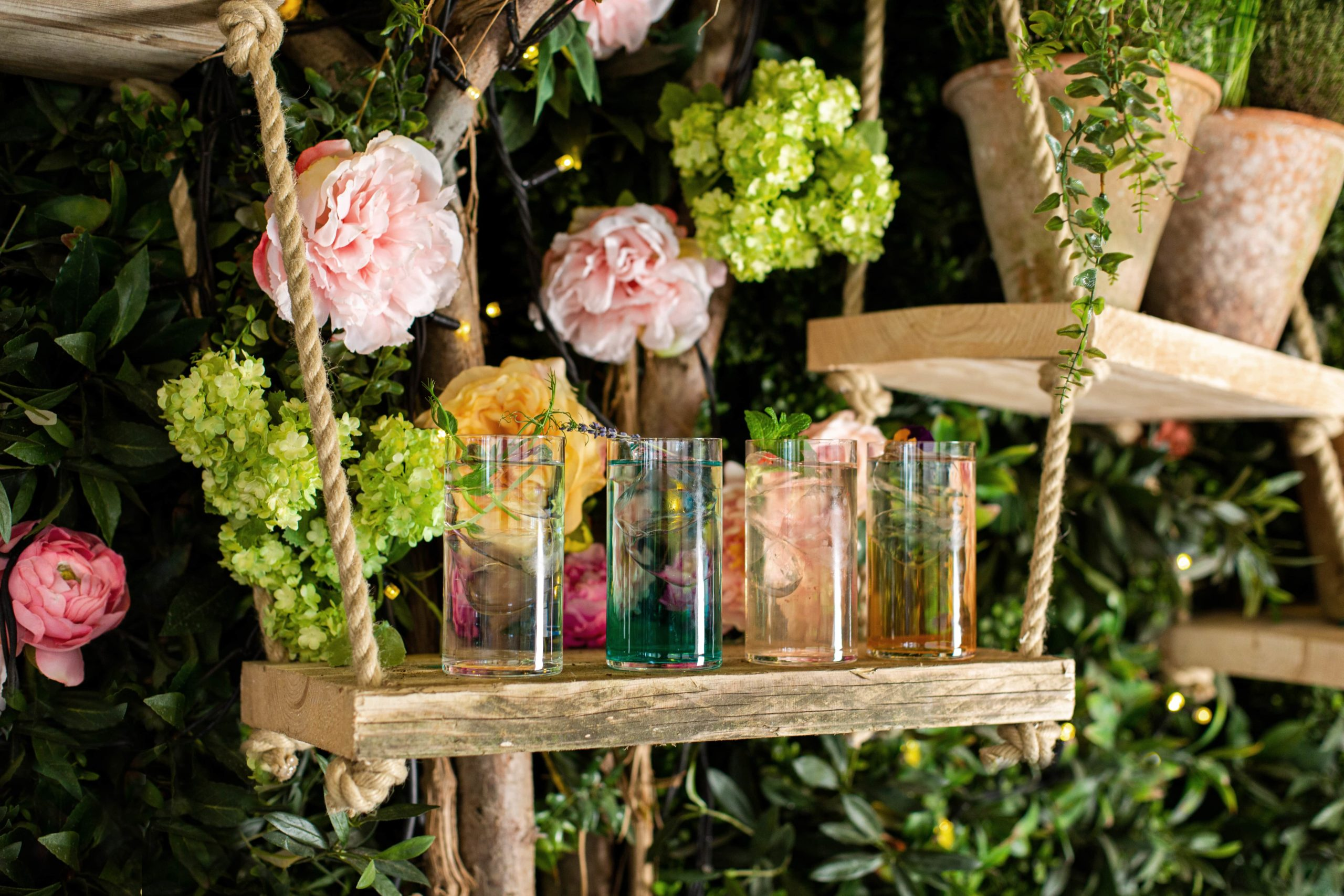 The Luxe List March 2020: Dalloway Terrace's Quintessentially English Garden