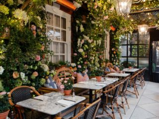The Luxe List March 2020: Dalloway Terrace